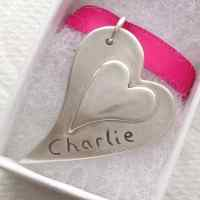 Ashes into Silver Jewellery Charm