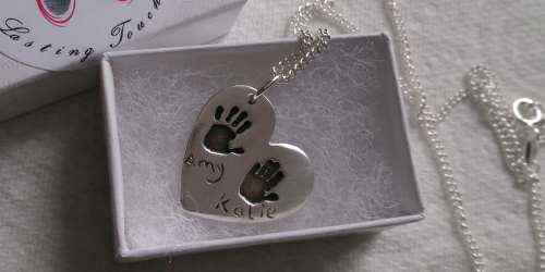 Hand and Foot Print Jewellery